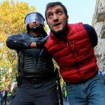 Опять митинги,опять задержания, опять противостояние… и опять двойка