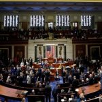 Палата представителей США приняла резолюцию в поддержку импичмента Трампа