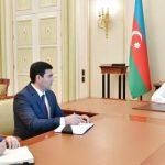 Ильхам Алиев: Если услышу, узнаю, что вы идете по неверному пути, то будете серьезно наказаны