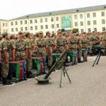 В Азербайджане завершен октябрьский призыв на срочную действительную военную службу