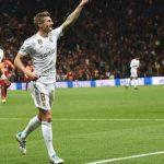 «Реал» обыграл «Ливерпуль» в 1/4 финале Лиги чемпионов