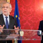 Курц вновь стал канцлером Австрии