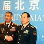 В Пекине встретились министры обороны Азербайджана и Китая