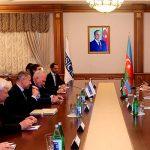 Закир Гасанов встретился с сопредседателями Минской группы ОБСЕ