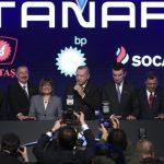 Стартовала церемония открытия соединения TANAP с Европой