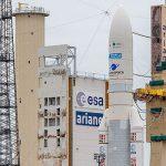 Запуск европейской ракеты со спутниками отложили