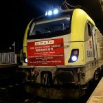Первый грузовой поезд из Китая в Европу пересек Турцию