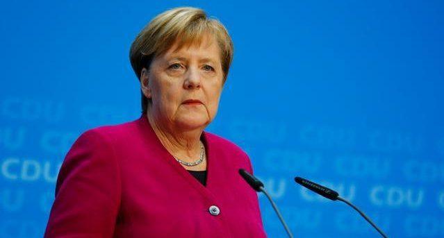 Меркель тверда в своем решении уйти из политики