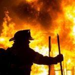 В здании парламента Армении произошел пожар