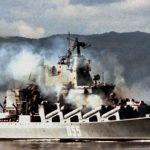 Крейсер «Маршал Устинов» прибыл в ЮАР для учений