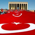 Сегодня Турция чтит память Ататюрка