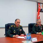 12-е заседание Азербайджано-Турецкого Военного Диалога на Высшем Уровне завершило свою работу