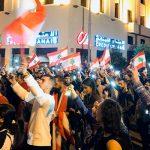 В Бейруте произошли столкновения между антиправительственными демонстрантами и шиитами