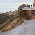 Дорога в Баиле просела из-за халатности «Азеравтойол»
