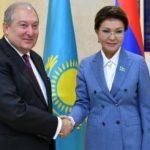 Странный визит Назарбаевой в Ереван: противостояние поколений или…