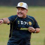Марадона вернулся на пост главного тренера аргентинского клуба «Химнасия и Эсгрима»
