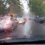 В связи с погодными условиями Дорожная полиция предупредила водителей