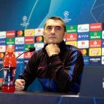 Вальверде: «Хотим вернуться к той игре, что показывали до «Леванте»