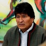 Моралес заявил, что его разыскивает Интерпол