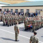 В воинских частях азербайджанской армии пройдет День открытых дверей