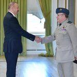 Президент Ильхам Алиев принял председателя Военного комитета НАТО