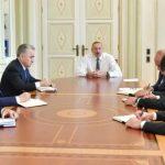Ильхам Алиев: Любой, кто будет очернять нашу политику, понесет наказание