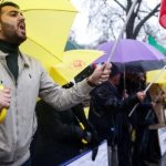 Более 20 человек погибли за два дня акций протеста в Иране