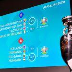 Состоялась жеребьевка плей-офф ЕВРО-2020