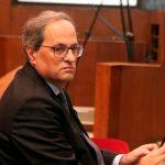 Главу Каталонии лишили права занимать госдолжности на полтора года