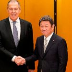 Лавров призвал Токио признать суверенитет РФ над Курилами