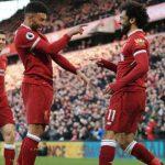 «Ливерпуль» обыграл «Манчестер Сити» в матче чемпионата Англии по футболу