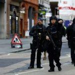 В Лондоне задержали 23 участника акции в память о погибшем в США Флойде