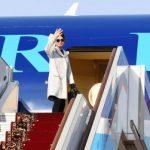 Завершился официальный визит Мехрибан Алиевой в Россию