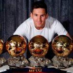 Месси о «Золотом мяче»: «Первый приз — особенный»