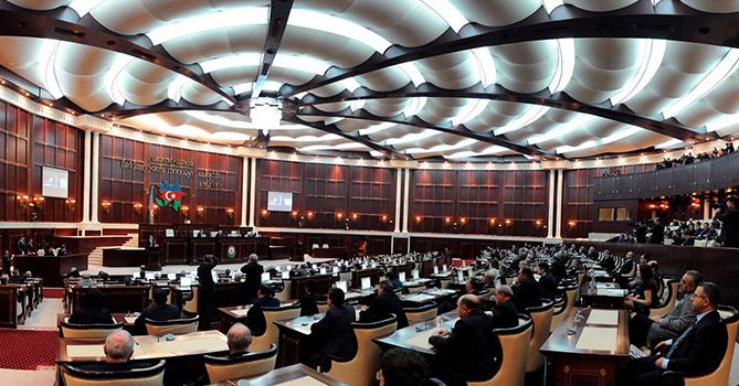 Счетная комиссия парламента Азербайджана будет реорганизована
