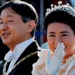 В честь интронизации нового императора в Японии состоялся торжественный парад