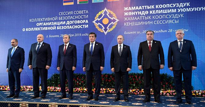 Пойдут ли с мечом на Баку члены ОДКБ?— четкий ответ Еревану от экспертов стран-союзников по блоку