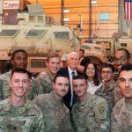 Пенс встретился в Эрбиле с главой Иракского Курдистана