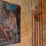 Фреска с изображением Леды и Зевса в Помпеях впервые будет показана туристам
