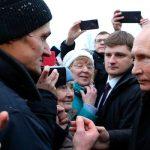 Путин посоветовал гражданину вместо Украины подумать о себе
