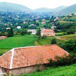 Сельские дома могут быть использованы для размещения туристов