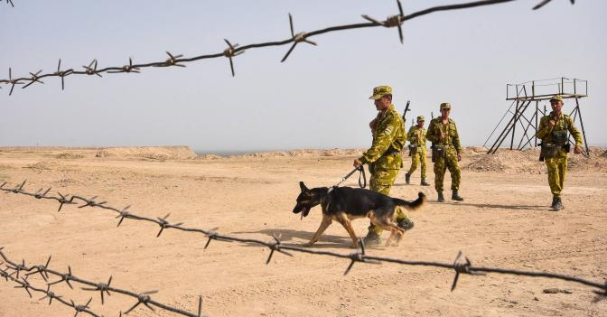 На границе Таджикистана и Киргизии произошел конфликт