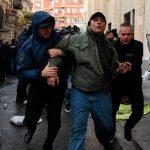 При разгоне акции в Тбилиси задержаны 18 человек