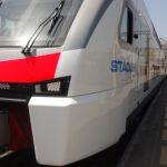 Азербайджан впервые закупит поезда Stadler FLIRT