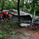 «Бульбуль» убил четырех человек в Бангладеш