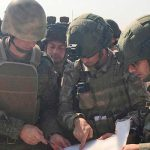Военные РФ и Турции провели патруль в Сирии по новому маршруту при поддержке беспилотника
