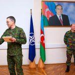 В Баку были проведены учебные курсы НАТО