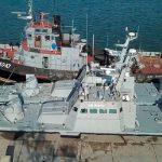 Украина оценила ущерб на возвращенных Россией кораблях в $2 миллиона