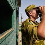 На погранзаставу на таджикско-узбекской границе совершено нападение
