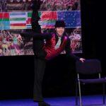 Азербайджанский танцор завоевал Гран-При Международного конкурса-фестиваля «Art Star»